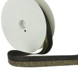 Biais élastique lurex 20mm