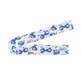 Biais 40/20 noeud bleu