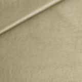 Coupon 50/30 simili cuir métallisé doré