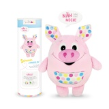 Kit doudou Kullaloo cochon landolin rose - 169