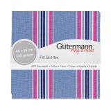 Fat quarter Portofino 3 pièces de 45 x 55 cm - 169