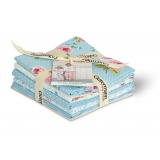 Fat quarter asst 5 coupons summer loft - 169