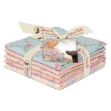 Fat quarter bundle with love - 169
