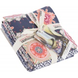 Lot de fat quarter bundle marrakesch 45x 55 cm - 169