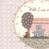 Tissu Collection With Love 543 - 169