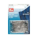 Épingle/piquer acier 0,50 x 30mm 10 gr- - 17