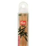Aiguille à tricoter bambou 15cm n°4 - 17