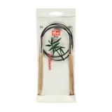 Aiguille circulaire bambou 80cm n°7 - 17