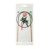 Aiguille circulaire bambou 60cm n°3 - 17