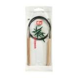 Aiguille circulaire bambou 80cm n°9 - 17