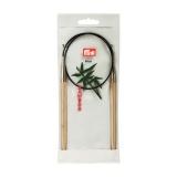 Aiguille circulaire bambou 60cm n°7 - 17