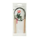 Aiguille circulaire bambou 60cm n°9 - 17