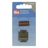 Pins handmade à coudre brun 2 pce - 17