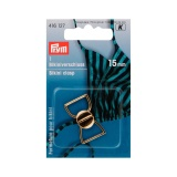 Attache de maillot de bain 15mm or - 17