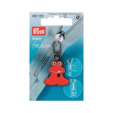 Tirette enfants motif fun rouge - 17