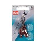 Tirette fashion-zipper tête de cheval - 17