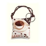 Pelote mousse avec ciseaux coffee - 17