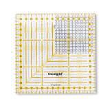 Règle universelle pour patchwork en cm 15x15 cm - 17