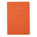 Fond de coupe 30 x 45 cm cm/inch orange - 17