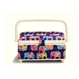 Boîte à couture elephants - 17