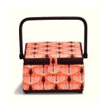 Boîte à couture coral - 17