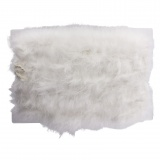 Marabout plumes 9g blanc - 17