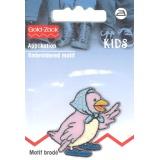 Motif canard avec foulard - 17