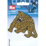Motif brode leopard - 17