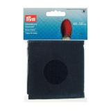 Tissu de base pour espadrille 40x55 cm encre - 17