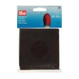 Tissu de base pour espadrille 40x55 cm chocolat - 17
