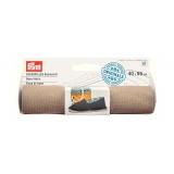 Tissu de base pour espadrille 40x55 cm sable - 17
