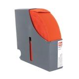 Ceinture élastique 38mm orange 10m - 17