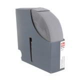 Ceinture élastique 38mm gris 10m - 17