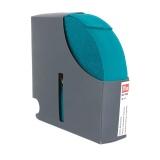 Ceinture élastique 38mm turquoise 10m - 17