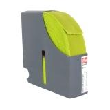 Ceinture élastique 38mm citron vert 10m - 17