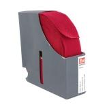 Ceinture élastique 38mm rouge 10m - 17