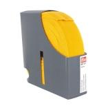 Ceinture élastique 38mm jaune 10m - 17