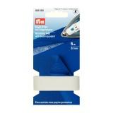 Fixe - ourlets (avec papier protecteur) 20mm blanc - 17