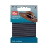 Corde élastique 1,5mm gris clair (3m) - 17