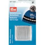 Ruban réfléchissant pour tricoter 1,0 mm 25 m - 17