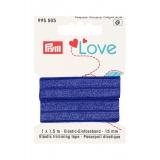 Prym love passepoil élastique 15mm lilas 1,5m - 17
