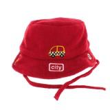 """Bob polaire bébé """"city"""" - t.u rouge - 171"""