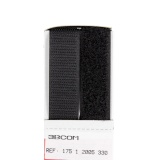 Ruban de la marque Velcro® 20mm noir - 175