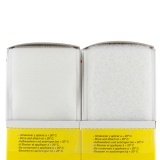 Ruban de la marque Velcro® -adh.2f- 50mm 5m blanc - 175