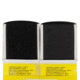 Ruban de la marque Velcro® -adh.2f- 50mm 5m noir - 175