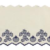 Bande 19cm fraise bleu - 181