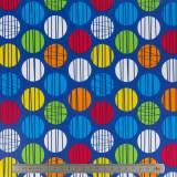 Tissu imperméable ronds - 195