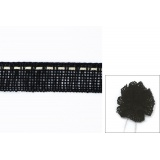 Ruban lin pour fleurs 20mm - 203