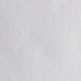 Feutrine 20/30cm blanc