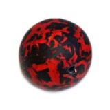 Perle 18mm rouge - 21